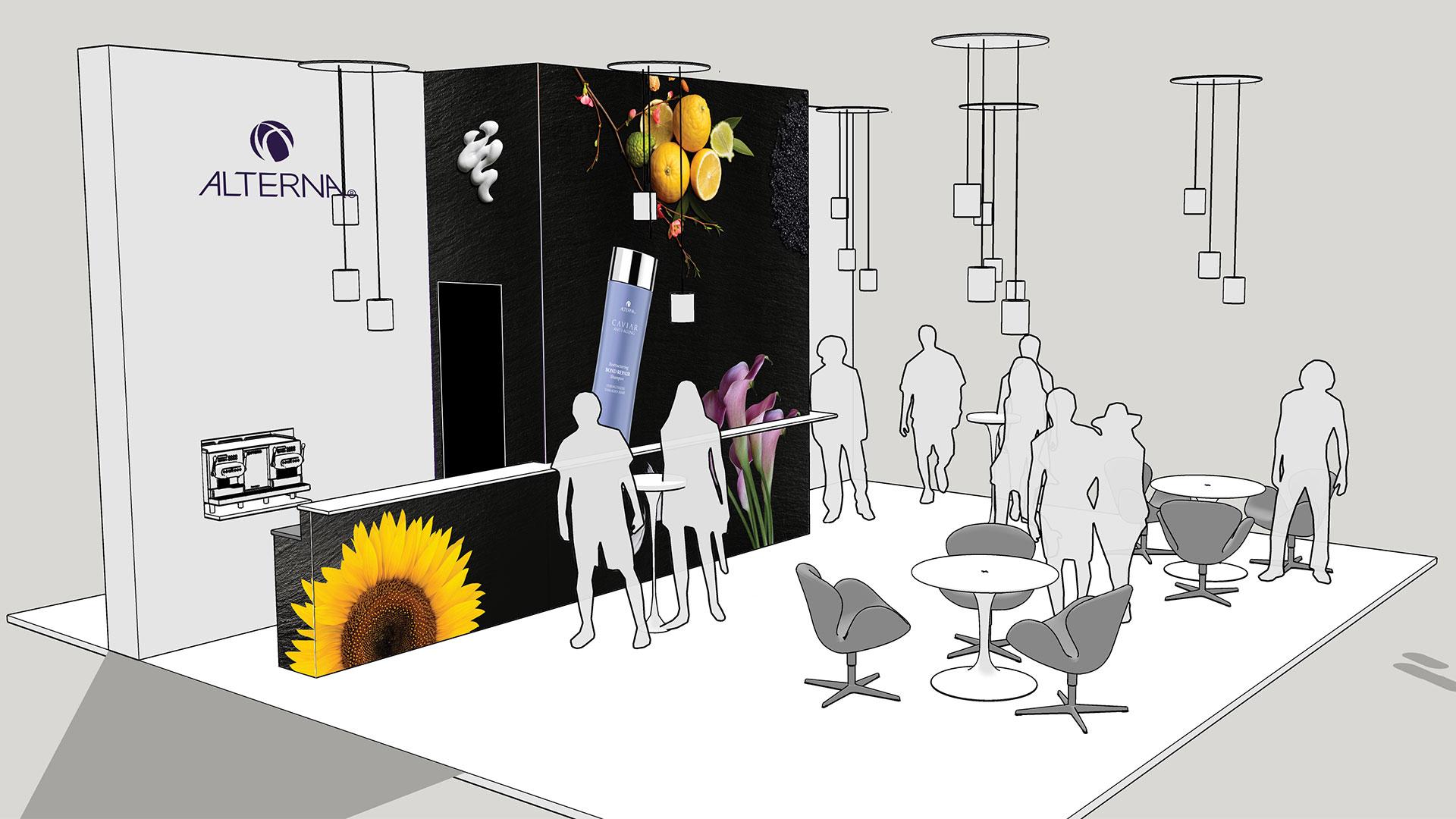 Exhibition Stand Design Devon : Exhibition stand content design creasis
