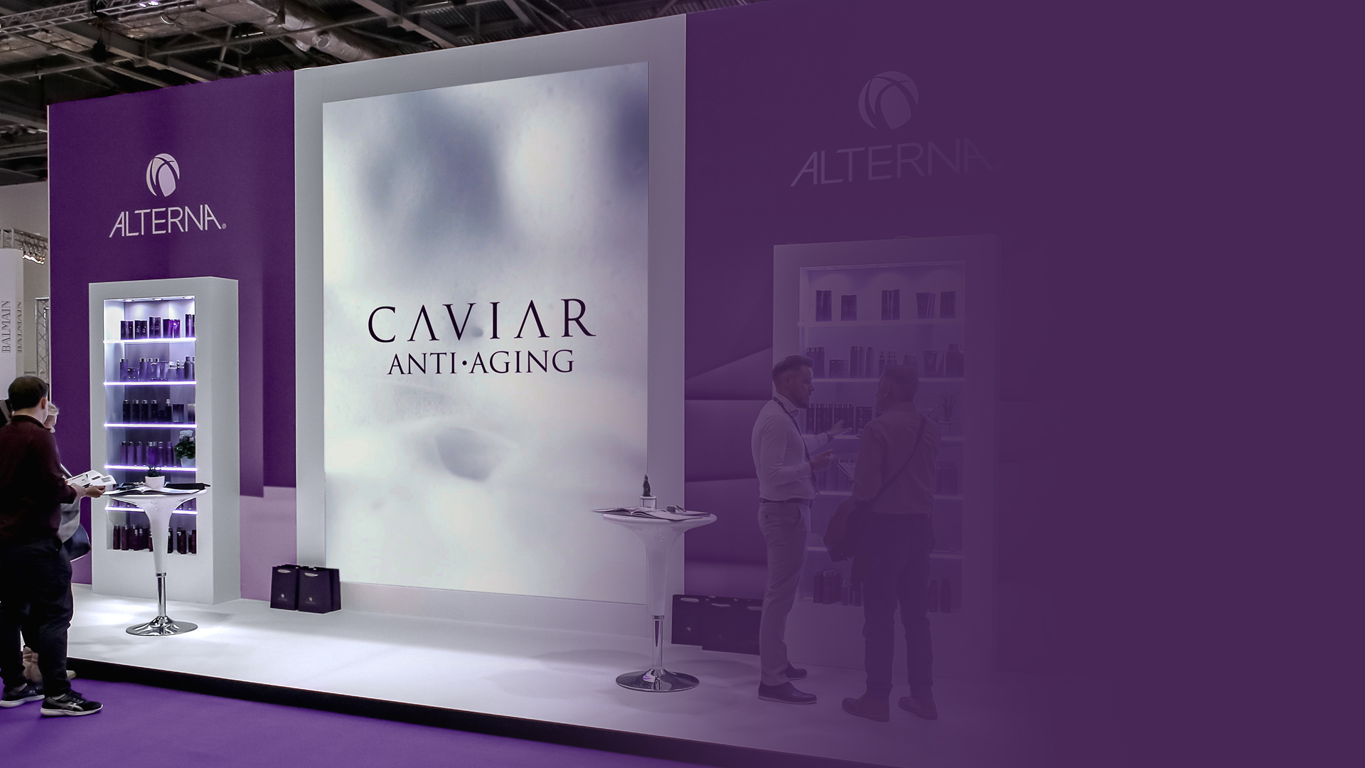 Alterna Exhibition Stand 6